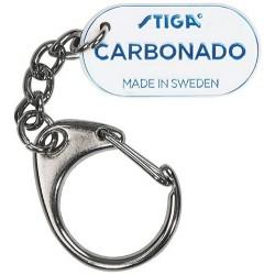 STIGA Keyring Carbonado