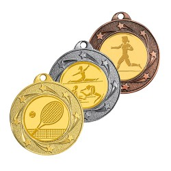 Médaille Tennis de Table -...