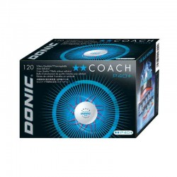 "DONIC ""Coach P40+ Cell-Free"""