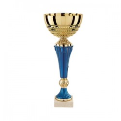 Pokale blau-gold