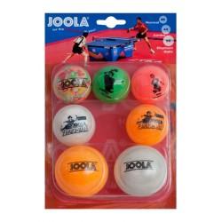 JOOLA Set Balles 3/2/2