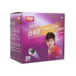 DHS D40+ 1* 120 BALLS...